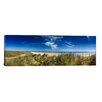 iCanvas Panoramic 'Marram Grass, Dunes and Beach, Winterton-on-Sea, Norfolk, England' Photographic Print on Canvas