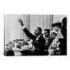 """iCanvas Photography 'Martin Luther King """"I Have A Dream"""" Speech' Photographic Print on Canvas"""
