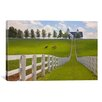 iCanvas 'Manchester Farm, Kentucky 08 - Color' by Monte Nagler Photographic Print on Canvas