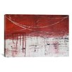 iCanvas Decorative Art 'Lithoshpere XXXXIV' by Hilary Winfield Painting Print on Canvas