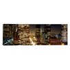iCanvas Panoramic Los Angeles California Photographic Print on Canvas