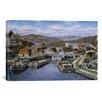 iCanvas 'Little Falls New York, California 1905' by Stanton Manolakas Painting Print on Canvas