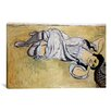 iCanvas 'Lorette with Cup of Coffee' by Henri Matisse Painting Print on Canvas