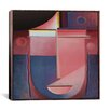 "iCanvas ""Looking within Rosy Light"" Canvas Wall Art by Alexej Von Jawlensky"