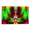 iCanvas Digital Liquid Spine Graphic Art on Canvas