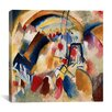 "iCanvas ""Landscape with Church"" Canvas Wall Art by Wassily Kandinsky Prints"