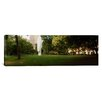 iCanvas Panoramic Madison Square Park, New York City Photographic Print on Canvas