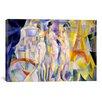 iCanvas 'La Ville de Paris' by Robert Delaunay Painting Print on Canvas