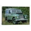 iCanvas Cars and Motorcycles Landrover Series Lii Photographic Print on Canvas