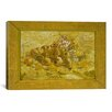 iCanvas 'Quinces, Lemons, Pears, and Grapes' by Vincent Van Gogh Painting Print on Canvas