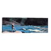 iCanvas 'Ouananiche, Lake St John' by Winslow Homer Painting Print on Canvas