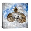"iCanvas ""Pantheon"" Canvas Wall Art by Sebastien Lory"