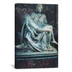 iCanvas 'Pieta' by Michelangelo Painting Print on Canvas