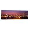 iCanvas Panoramic Philadelphia, Pennsylvania Photographic Print on Canvas