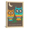iCanvas 'Owl Always Love You' by Anderson Design Group Graphic Art on Canvas