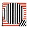 iCanvas Modern Art Inner Circle Graphic Art on Canvas