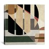 iCanvas Modern Art Geometric Shapes Graphic Art on Canvas