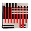 iCanvas Modern Art Intersection Graphic Art on Canvas