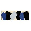 iCanvas Modern Art Six Chunks Graphic Art on Canvas