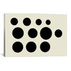 iCanvas Modern Art Dalmatian Photographic Print on Canvas