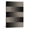 iCanvas Modern Art Grayscale Graphic Art on Wrapped Canvas