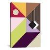 iCanvas Modern Art Pendulum Graphic Art on Canvas