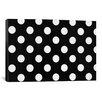 iCanvas Modern cPolka Dots Graphic Art on Canvas