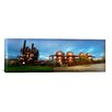 iCanvas Panoramic 'Old Oil Refinery, Seattle, Washington State' Photographic Print on Canvas