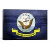 iCanvas Flags Navy Aircraft Carriers USS Enterprise Graphic Art on Canvas