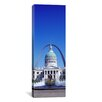 iCanvas Panoramic Old Courthouse and Saint Louis Arch Saint Louis, Missouri Photographic Print on Canvas
