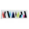 iCanvas Modern Art Six Chunk Logo Graphic Art on Canvas