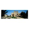 iCanvas Panoramic St. Simeon the Stylite Abbey, Aleppo, Syria Photographic Print on Canvas