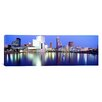 iCanvas Panoramic 'Museum, Rock and Roll Hall of Fame, Cleveland' Photographic Print on Canvas