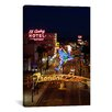 iCanvas Panoramic 'El Cortez, Las Vegas, Nevada' Photographic Print on Canvas