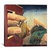 "iCanvas ""Oedipus Rex"" Canvas Wall Art by Max Ernst"