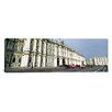 iCanvas Panoramic State Hermitage Museum, Winter Palace, Palace Square, St. Petersburg, Russia Photographic Print on Canvas