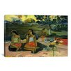 iCanvas 'Nave Nave Moe' by Paul Gauguin Painting Print on Canvas
