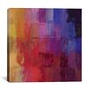 iCanvas Modern Art Watercolors Graphic Art on Canvas