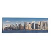 iCanvas Panoramic 'New York Skyline Cityscape' Photographic Print on Canvas