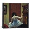 "iCanvas ""New York Interior"" Canvas Wall Art by Edward Hopper"