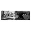 iCanvas Panoramic Pritzker Pavilion, Millennium Park, Chicago, Illinois Photographic Print on Canvas