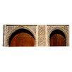 iCanvas Panoramic Court of Lions, Granada, Spain Photographic Print on Canvas