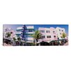 iCanvas Panoramic Miami Beach, Florida Photographic Print on Canvas