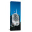 iCanvas Panoramic 'Capitol Records Building, Los Angeles, California' Photographic Print on Canvas