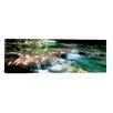 iCanvas Panoramic Siagnole River, Provence Alpes Cote D'azur, France Photographic Print on Canvas