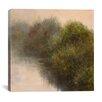 "iCanvas ""River Vignette"" Canvas Wall Art by Kathie Thompson"
