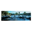 iCanvas Panoramic Mount Taranaki, Taranaki, North Island New Zealand Photographic Print on Canvas