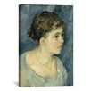 iCanvas 'Portrait of a Prostitute' by Vincent van Gogh Painting Print on Canvas