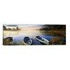 iCanvas Panoramic English Lake District, Grasmere, Cumbria England Photographic Print on Canvas
