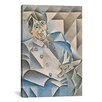 iCanvas 'Portrait of Pablo Picasso' by Juan Gris Painting Print on Canvas